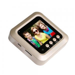 China Wifi Door Camera, Peephole Door Wifi Camera with Motion Detecting Sensor wholesale