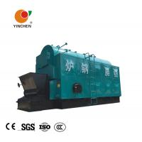 China Three Return Biomass Steam Boiler / Wood Fired Industrial Boilers Alcohol Distillation Usage wholesale