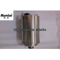 4 Pole High Precision Spindle Moter CNC 0.003mm Taper Hole with ISO20 Knife