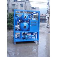 China Double stages transformer oil purifier,oil filtration wholesale