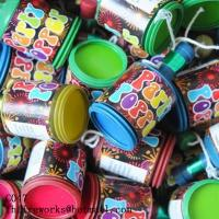 China Party pop poppper fireworks、toy fireworks on sale