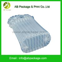 China Inflate directly air column air protective bag for packing wine bubble wrap protect bags wholesale