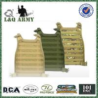 China 1000D Cordura Molle tactical Vest Rear Plate Panel wholesale