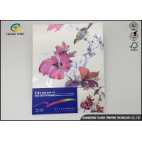 China Decorating Craft Happy Birthday Paper Greeting Card Offset Printing wholesale