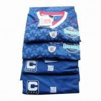 China NFL Jerseys, Available in Various Colors wholesale