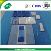 China Hospital disposable surgical pack, Disposable Laparoscopy Pack wholesale