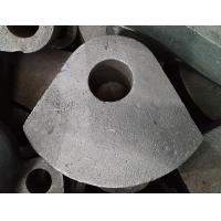 China Customized Hammer Crusher Spare Parts Produced By Manganese Steel Malterial wholesale