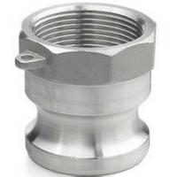 Stainless Steel Camlock Coupling A  Size:1/2''--6'' Stainless Steel,Brass,Aluminum,PP,Nylo