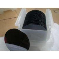 China Black 8 Inch IC Silicon Wafer Silicon Ingots Polysilicon For Semiconductor Process wholesale
