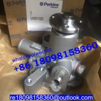 Buy cheap Perkins Water Pump U45011020 for 403A-15 403D-22 engine parts from wholesalers