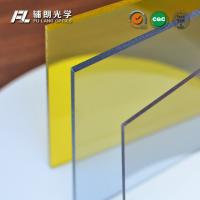 China Optical Grade 17mm Anti Static Acrylic Sheet Scratch Resistance For Painting Line wholesale