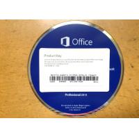 China Valid Microsoft Office 2013 Home And Business License Standard Retail Pack wholesale