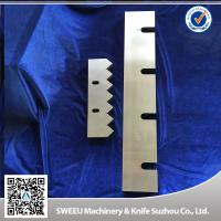 China Durable Plastic Blades Blades And Knives Crusher Machine Parts wholesale