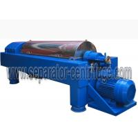 China Model PDC SKF Bearing Decanter Centrifuge Continuous Centrifugal Separator Sunflower Oil on sale