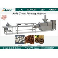 China Automatic Meat Jerky Treat Forming Machine / Pet Food Production Line with ABB or Schneider Electric parts wholesale