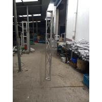 China 10ft Hard Welding Aluminum Triangle Truss Deluxe Folding Global Truss Roof wholesale