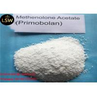 China CAS 434-05-9 Slight Yellow Liquid Injectable Methenolone Acetate / Primonabol 100mg/ml for  Bodybuilding wholesale