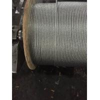 China 1X7 / 1X19 Aircraft Grade Wire Rope Cable Stainless Steel High Strength wholesale