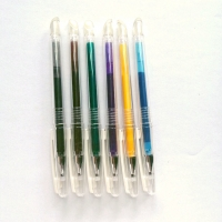 China Nontoxic Gel Ink Frixion Ball Pen With Soft Grip wholesale