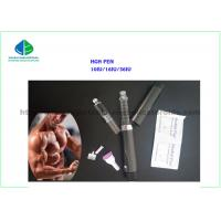 Human Muscle Growth Injection Hormones HGH 191AA 10IU Somatropin Peptide Body