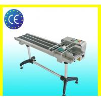 China Plastic Bags Paging Machine Conveyor Electric Driven For Coding / Marking wholesale
