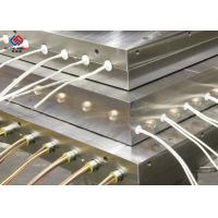 China Heating Cooling Electric Heated Platens / Hot Press Aluminum Platen 6061 5052 7075 wholesale