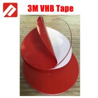 China 1mm Clear 3M 4910 Acrylic Adhesive Die cutting Double sided VHB Tape Price on sale