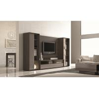 China European Contemporary Entertainment Wall Unit Furniture TV Stand For Flat Screens  wholesale