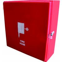China FRP Material Safety Protection Products Fire Hose Protection Box Hose Box on sale
