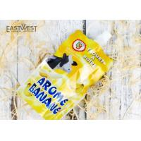 China Liquid Packaging Metalized Spout Pouch Bag Custom Designed With Bottom Gusset wholesale