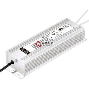 China En 61347 Standard 150W Max 24volt 6.25A LED Transformer Waterproof LED Driver Outdoor Lighting 12volt Power Supply wholesale