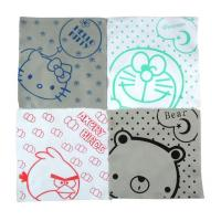 China customize cute microfiber eyeglass lens cleaner cloth for kids wholesale