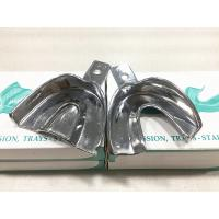 China Tiger Dental Impression Trays Full Denture Solid Size #3 High Durability wholesale