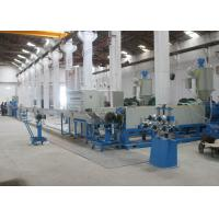 China Solar Energy Wire & Cable Extrusion Line With Synchronized Master Control on sale