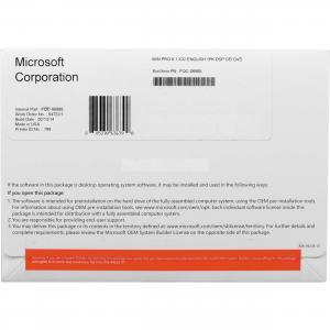 China Hot Selling Microsoft Windows 8.1 professional OEM DVD 32bit 64 bit win 8.1 pro key oem package dvd coa sticker wholesale