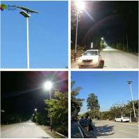 China Waterproof Solar Panel Led Lighting System For Highway 8400lm-9600lm wholesale