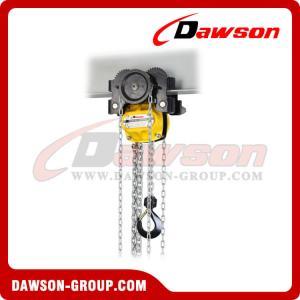 China Dawson professional  DS-HTG Low Headroom Chain Hoist Trolley on sale