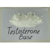 China Testosterone Base Booster Testosterone Raw Powder For Muscle Building wholesale
