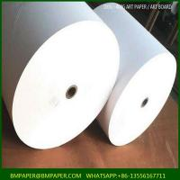 China Wood Pulp Pulp Material and Chemical Pulp Pulping Type Couche Paper for Printing wholesale