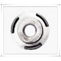 China Special pilot 3 projection round weld nuts with high welding carbon Steel C1010 on sale