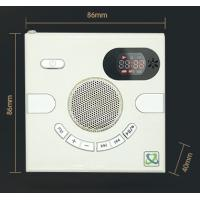 Buy cheap Hot sales quran Wall Speaker Switch Design AUX Multi-functional Stereo With FM from wholesalers