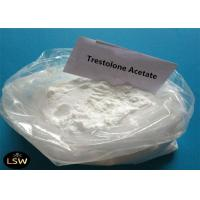 China Trestolone Acetate White Powder 99% Purity for Gaining Lean Muscles wholesale