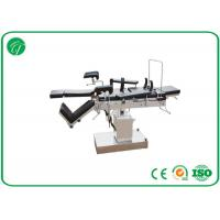 China Surgical electric operating table For hospital / clinic , 2100mm Length on sale