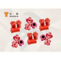 China Different Hard Rock Drill Bits , Bench Drilling Rig Bits Fully Carburization wholesale