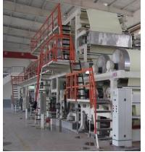 China duplex board paper coating machinery wholesale