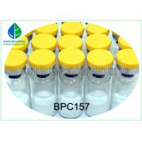 Buy cheap Injectable Pentadecapeptide BPC157 Human Growth Hormone Peptide CAS 137525-51-0 from wholesalers