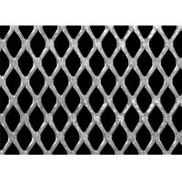 China Stainless Steel Staircase Non - Slip Expanded Metal Wire Mesh Easy To Install wholesale