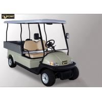 China Colorful Motorised Utility Club Car Golf Buggy For Food / House Transportation on sale