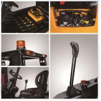 China Custom 3 Ton Electric Battery Operated Forklift Safety Seat With Steady wholesale