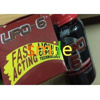 China Dietary Super Fast Weight Loss Pills , Lipo 6 Black Ultra Burning Fat Slimming Capsule wholesale